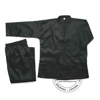 Black Karate Suits
