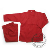Red Karate Uniforms