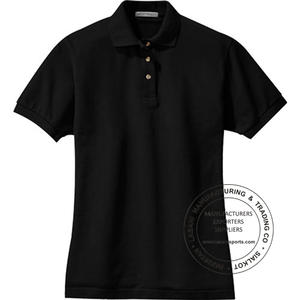 Polo Shirts Custom Manufacturer Embroidered